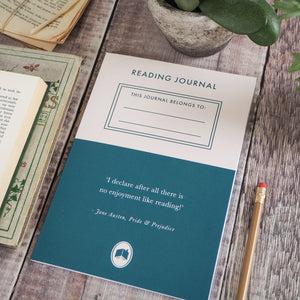 Reading Journal - Literary Emporium