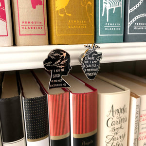 Enamel Pin Adaptor - Display Pins on Hard Surfaces - Literary Emporium