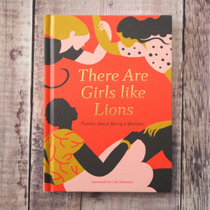 There are Girls like Lions - Poetry Anthology - Literary Emporium