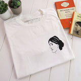 Virginia Woolf T-Shirt - Feminist Tshirt