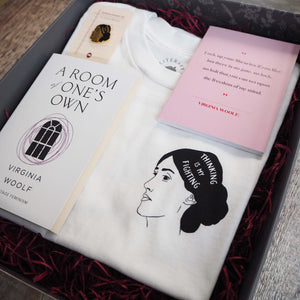 Virginia Woolf Gift Set - Literary Emporium