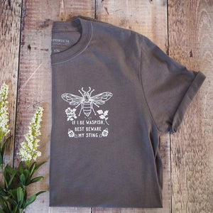 Katherina The Taming of the Shrew T-Shirt- Shakespeare's Heroines Collection - Literary Emporium