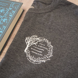 Wuthering Heights T-Shirt - GREY