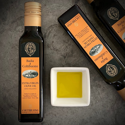Badia a Coltibuono Extra Virgin Olive Oil, Tuscany – 250ml