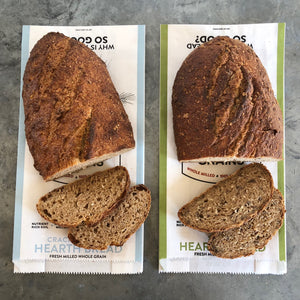 Three Loaves Hearth Bread Box – Price Includes $11.00 Expedited Shipping