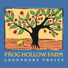 Organic Fruit Conserves by Frog Hollow Farm — Apricot, Nectarine, and  Plum Blueberry: 8.6oz Jars