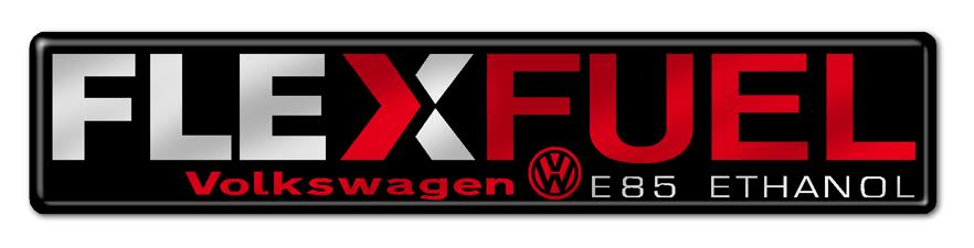 Flex Fuel VW Red