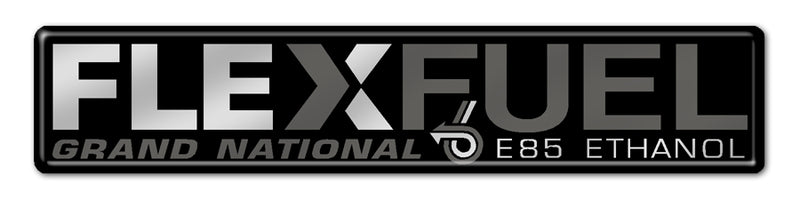 Flex Fuel Grand National Black