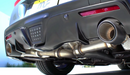 MagnaFlow 2020+ Toyota Supra Dual Exit xMOD Cat-Back Exhaust w/Carbon Fiber Tips