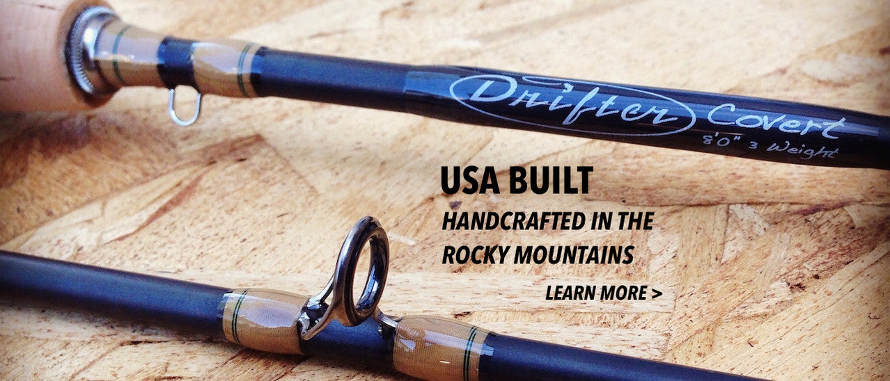 Best Trout Rods: Drifter Fly Fishing