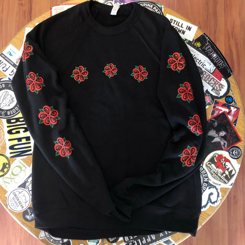 Dene Rose crewneck sweater