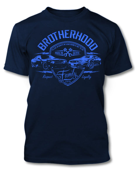 BROTHERHOOD - Men's Short Sleeve Tee