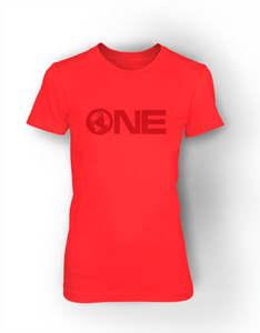 ONE LOVE - Women's Short Sleeve Tee