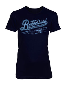VINTAGE BROTHERHOOD - Women's Short Sleeve Tee