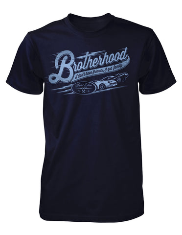 VINTAGE BROTHERHOOD - Men's Short Sleeve Tee