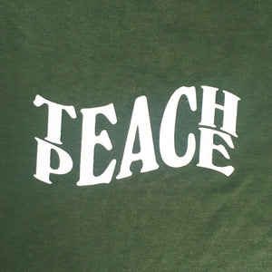 Teach Peace - Broccoli