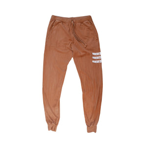 Modern Hippie Jogger Pants - Ginger