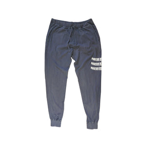 Modern Hippie Jogger Pants - Denim