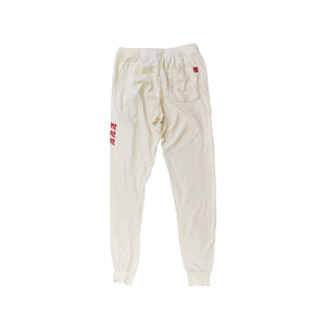 Modern Hippie Jogger Pants - Cream