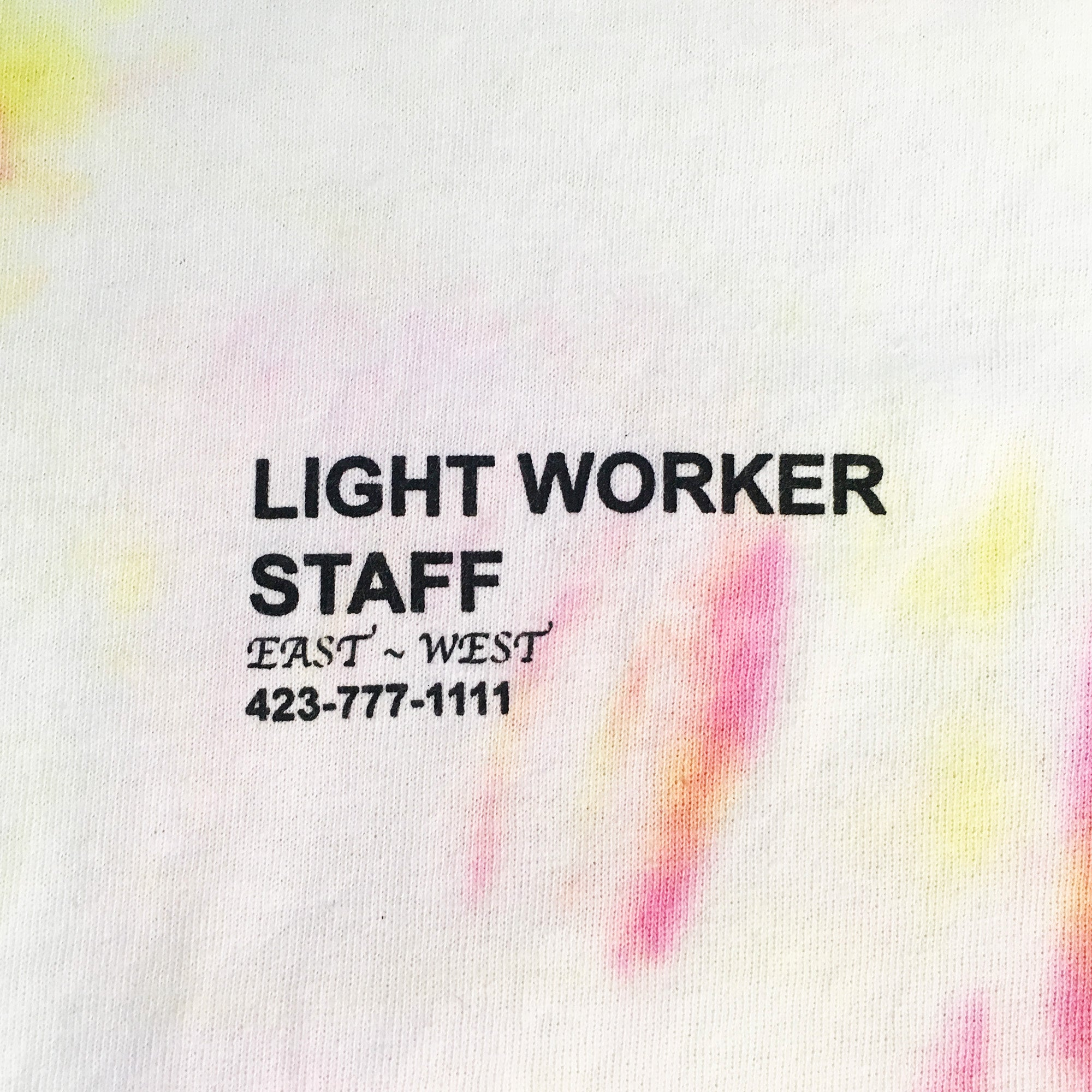 LIGHTWORKER STAFF UNIFORM 2