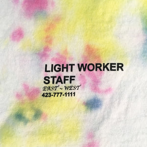 LIGHTWORKER STAFF UNIFORM 1