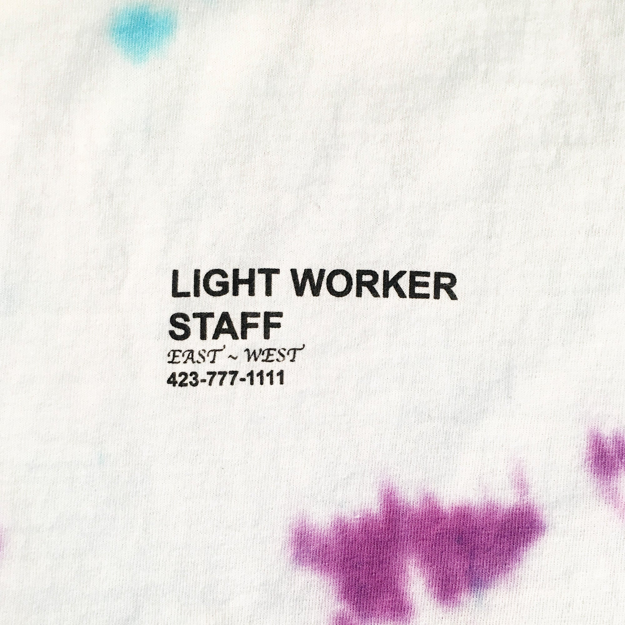 LIGHTWORKER STAFF UNIFORM 3