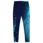 Circuit Leggings in Elanor Blue