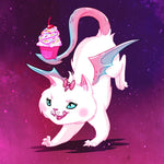 Dragon Kitty - New Originals 6-Print Set