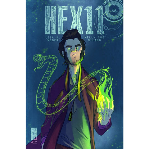 Hex11 - Issue #12 PRE-ORDER