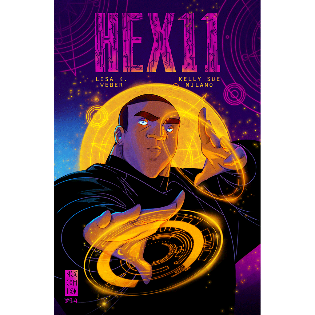 HEX11 - Issue #14
