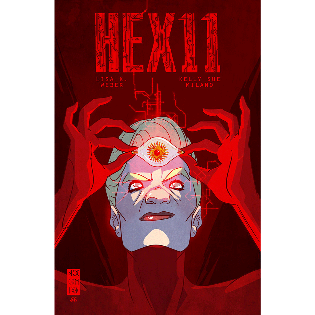HEX11 - Issue #6