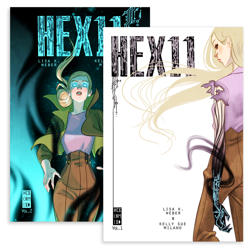 HEX11: Volume One + Two Bundle
