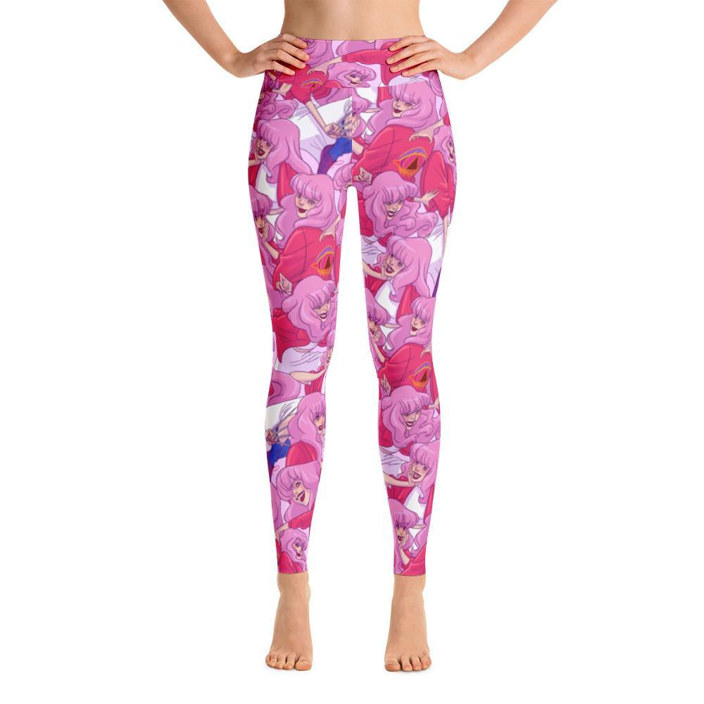 Killer in Pink Faye High-Waisted Leggings