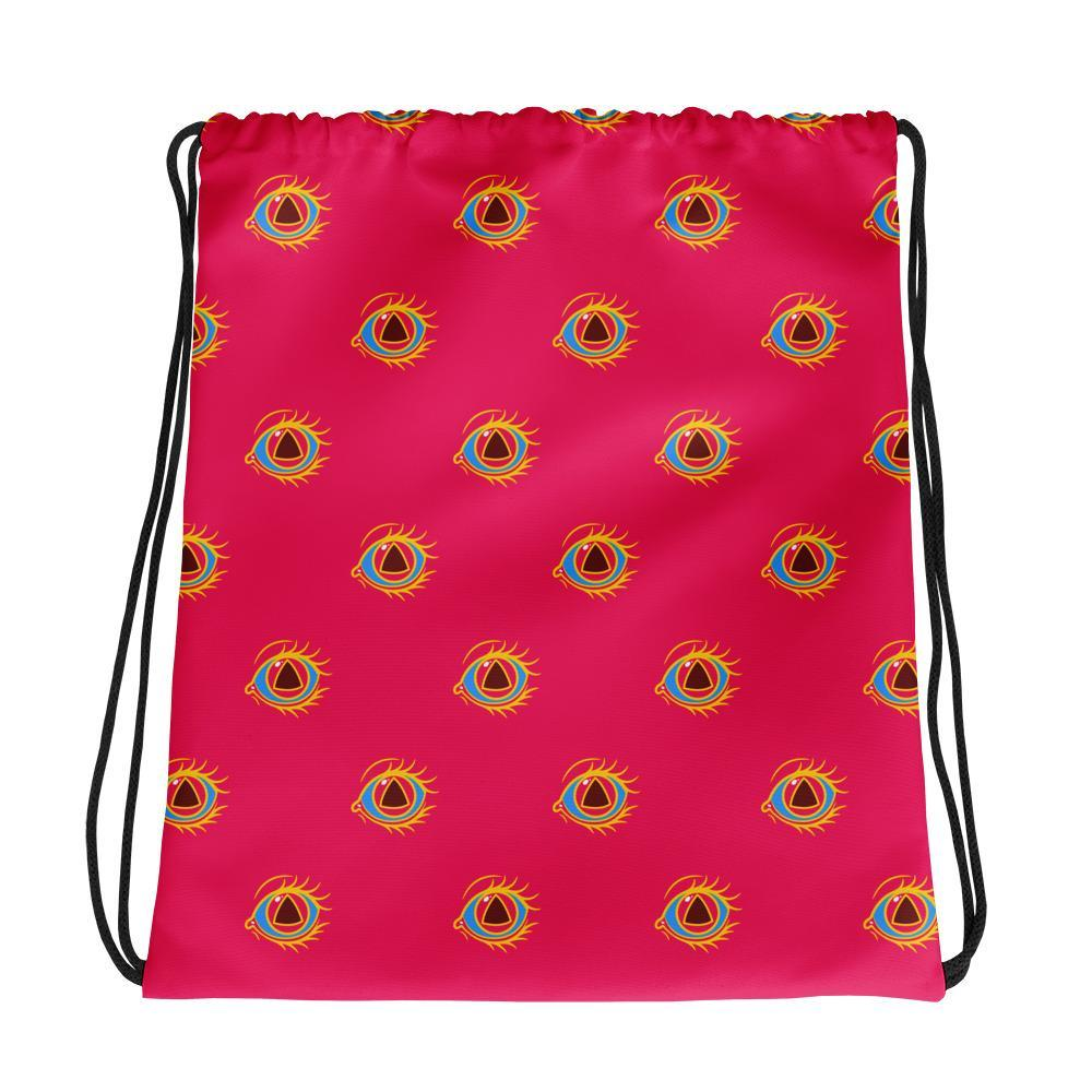 Faye Eye Drawstring Bag