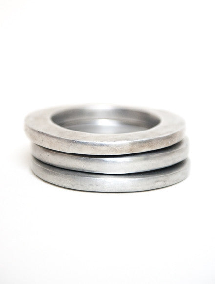 Re-cycled Aluminium Bangle