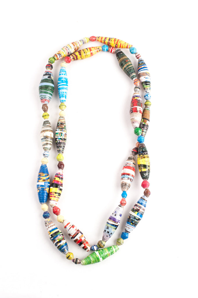 Chunky Tabloids Necklace