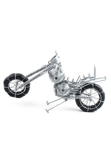 The Chopper motor bike