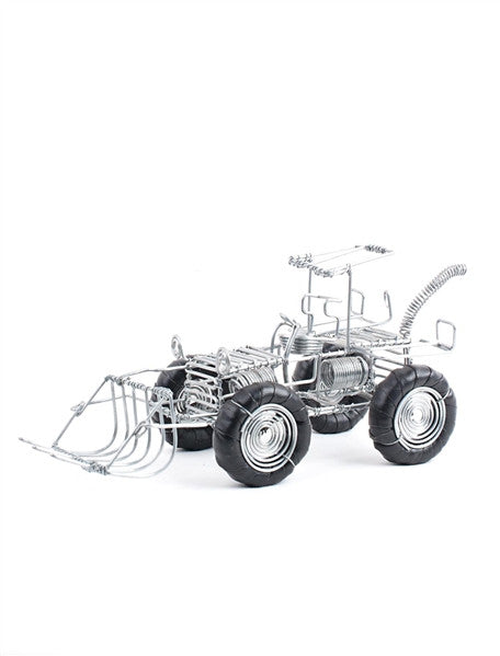 Wire Tractor