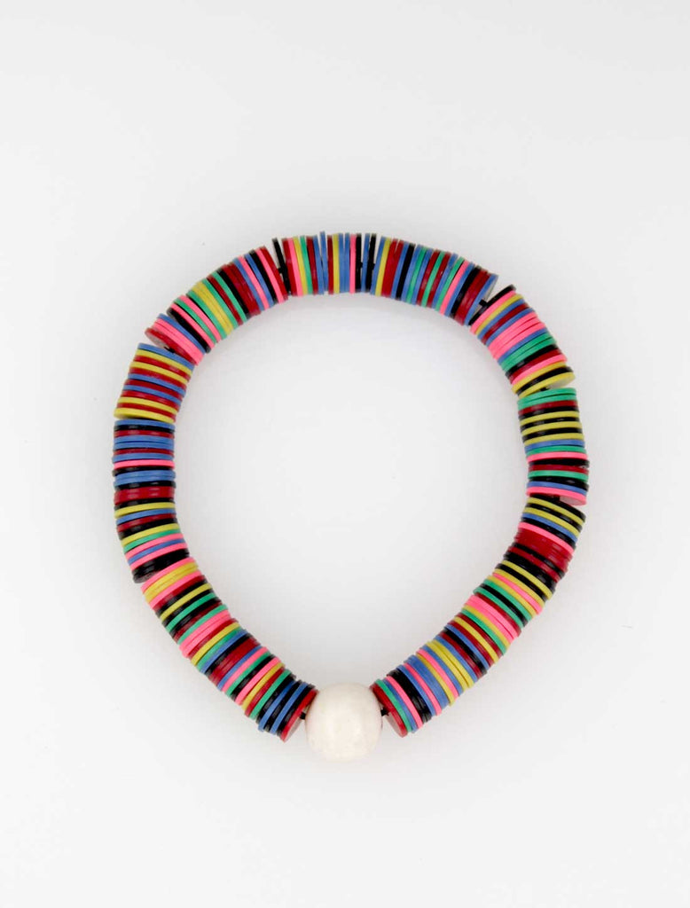 Bright Disc Bangle