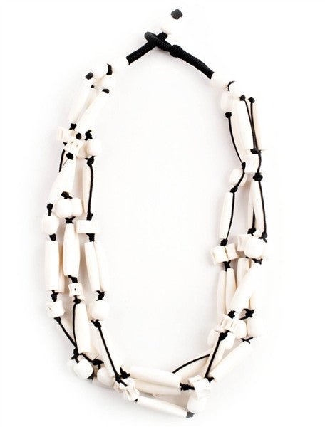 Intent on Tangle Necklace