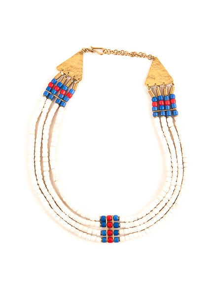 Turkana Collar Necklace