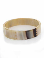 By Three Horn Bangle