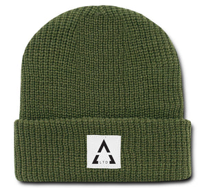 Apollo LTD Green Beanie