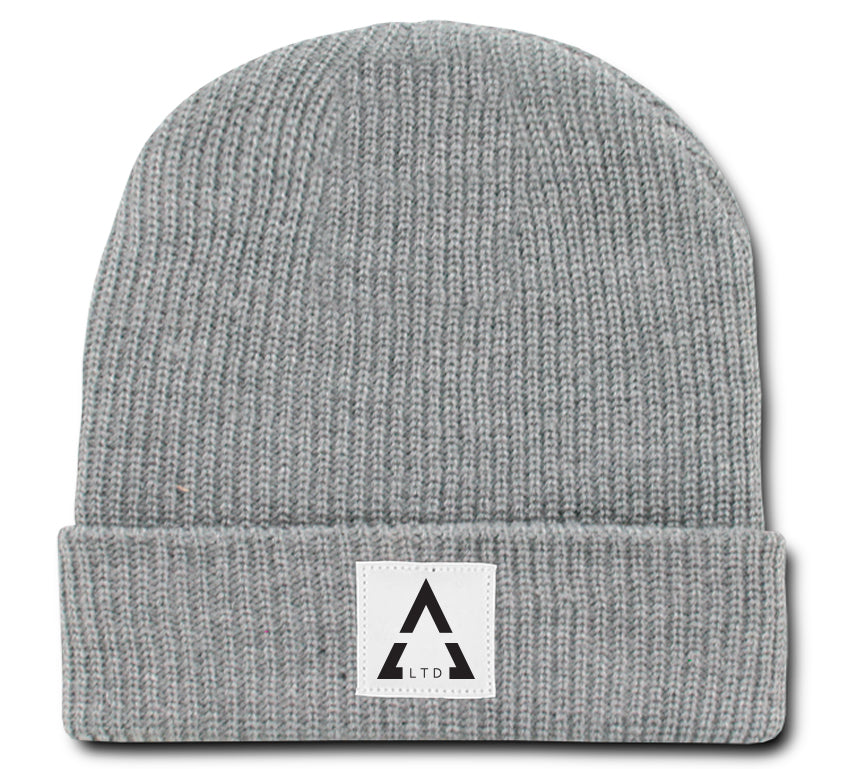Apollo LTD Grey Beanie