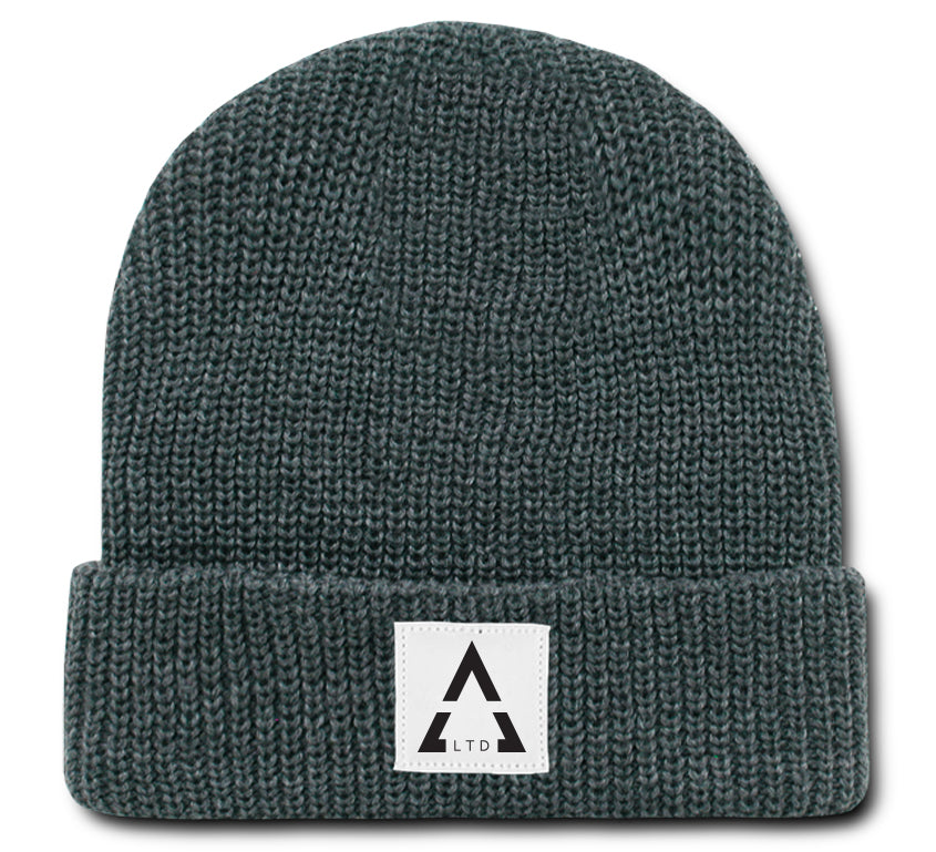 Apollo LTD Dark Grey Beanie