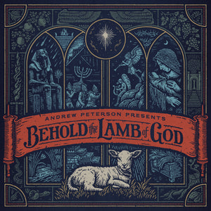 Behold The Lamb Of God (PREORDER)
