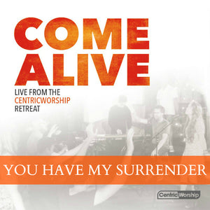You Have My Surrender - Song Download