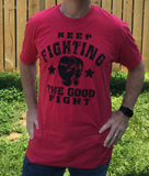 Unspoken - The Good Fight Shirt