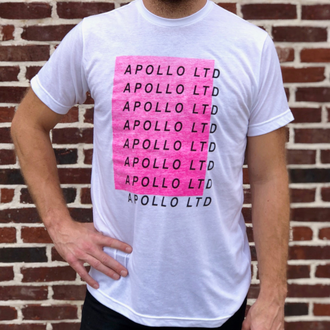Apollo LTD Logo Tee