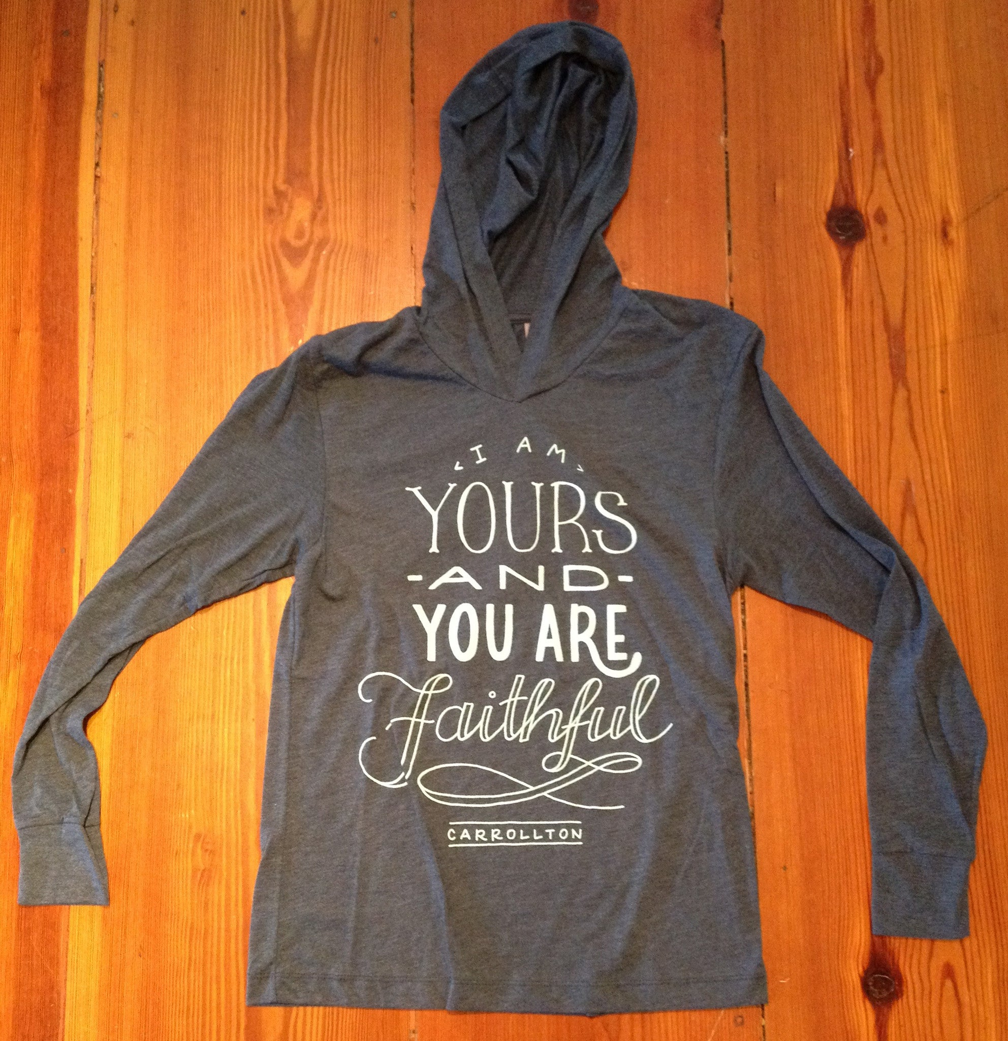 You Are Faithful Long Sleeve T-Shirt